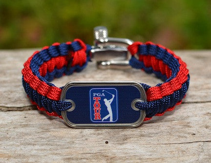 Light Duty Survival Bracelet™ - Officially Licensed - PGA TOUR®