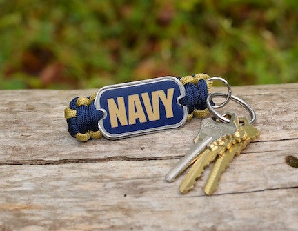 Key Fob - Officially Licensed - U.S. Navy - V1