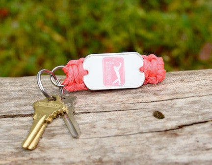 Key Fob - Officially Licensed Logo - Ladies PGA TOUR®