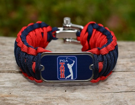 Wide Survival Bracelet™ -  Officially Licensed - PGA TOUR®