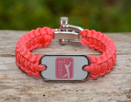 Light Duty Survival Bracelet™ - Officially Licensed - Ladies PGA TOUR®