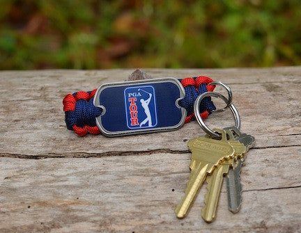 Key Fob - Officially Licensed - PGA TOUR®