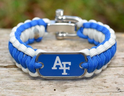 Regular Survival Bracelet™ - Officially Licensed - Air Force Academy™