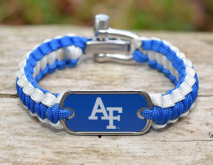 Light Duty Survival Bracelet™ - Officially Licensed - Air Force Academy™