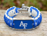 Wide Survival Bracelet™ - Officially Licensed - Air Force Academy™