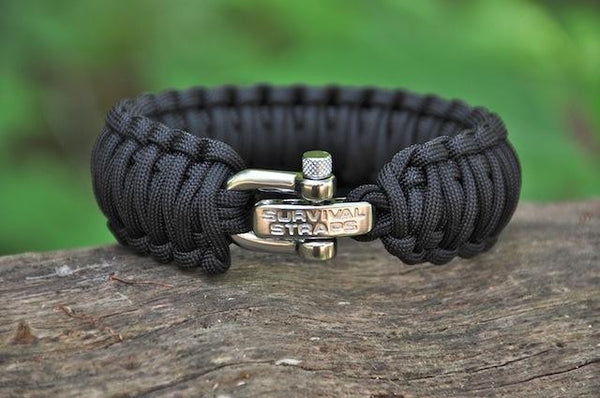Preparedness gets stylish with paracord bracelets and gear from Survival Straps. Offering American-made survival bracelets and accessories in every color imaginable, you can express your personal style or show your support for the military or your favorite team with Survival Straps.