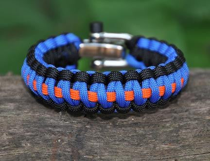 Regular Survival Bracelet™ - Tesori Family Foundation Custom Color
