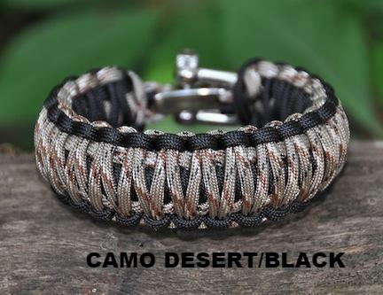 Wide Survival Bracelet™