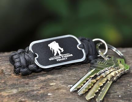 Key Fob - Wounded Warrior Project