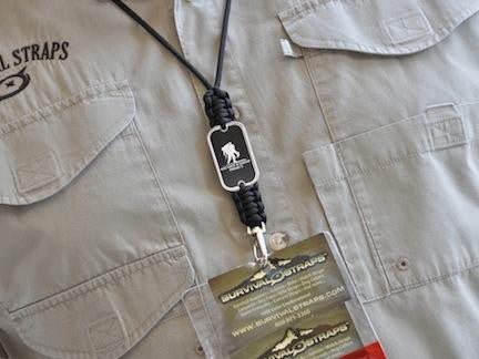 Neck ID Lanyard - Wounded Warrior Project