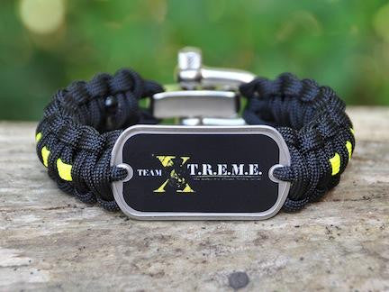 Regular Survival Bracelet - Team X-T.R.E.M.E.
