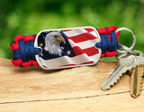Key Fob - America Strong Eagle1 Logo