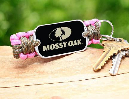 Key Fob - Mossy Oak® - Matches Multicam® and Rose Pink