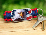 Key Fob - America Strong Eagle2 Logo