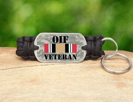 Key Fob - OIF Veteran