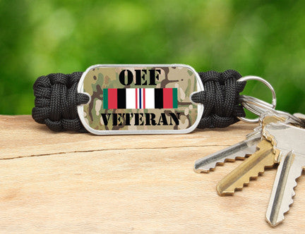 Key Fob - OEF Veteran