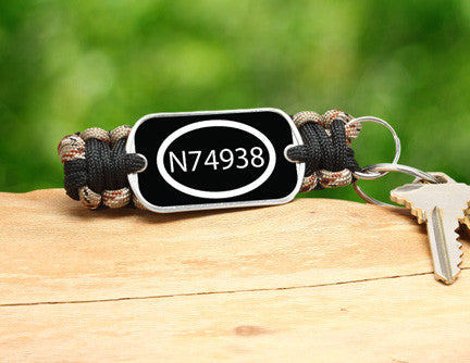 Key Fob - Call Number