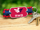 Key Fob - Team RWB Red Tag