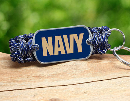 Key Fob - Officially Licensed - U.S. Navy - V2