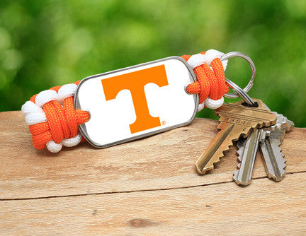 Key Fob - Officially Licensed - Tennessee Volunteers® V2