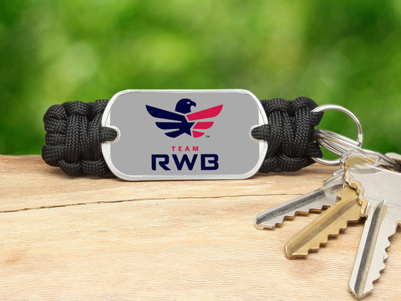 Key Fob - Team RWB Black