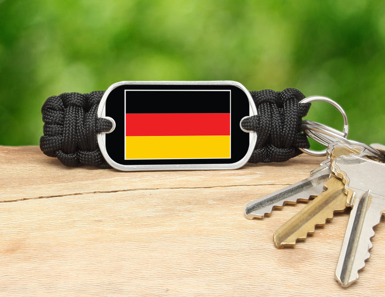 Key Fob - German Flag