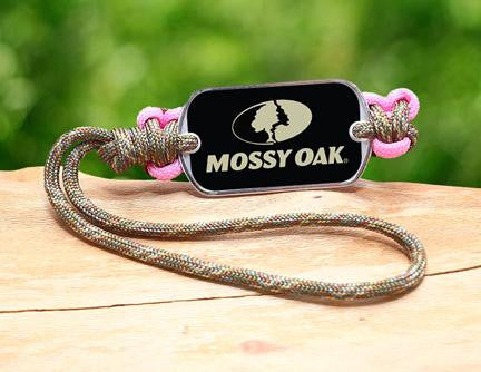 Gear Tag - Mossy Oak® - Matches Multicam® and Pink Rose