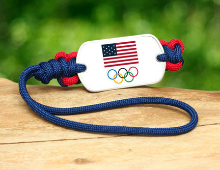 Gear Tag - Team USA 5-Ring