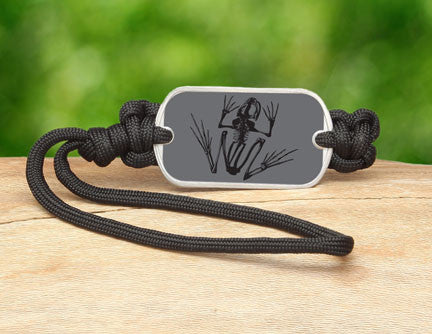 Gear Tag - Navy SEAL Foundation -Bone Frog Stealth