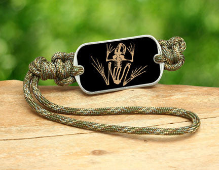 Gear Tag - Navy SEAL Foundation - Bone Frog Matches Multicam®