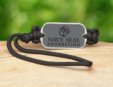 Gear Tag - Navy SEAL Foundation - Stealth