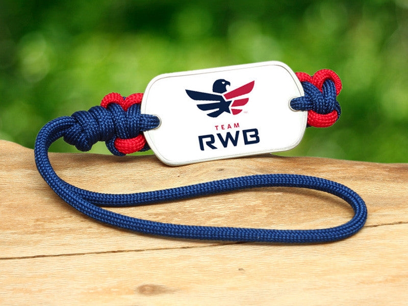 Gear Tag - Team RWB White Tag