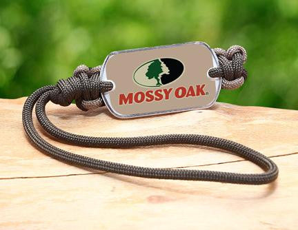 Gear Tag - Mossy Oak® - OD Green and Desert Tan