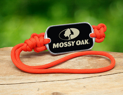 Gear Tag - Mossy Oak® - Neon Orange