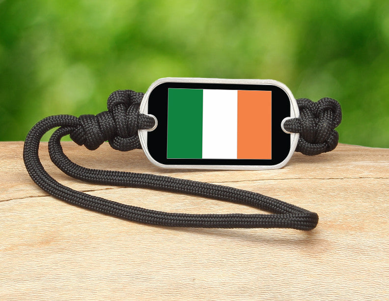 Gear Tag - Irish Flag