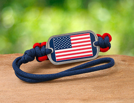 Gear Tag - American Flag Tag