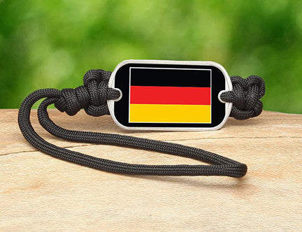 Gear Tag - German Flag