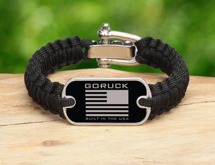 Light Duty Survival Bracelet - Goruck