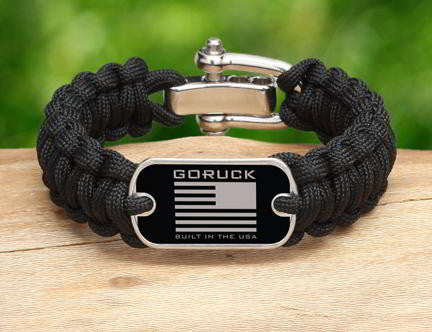 Regular Survival Bracelet - Goruck