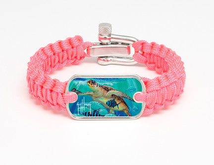 Light Duty Survival Bracelet™-Guy Harvey-Hawksbill Caravan