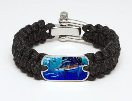 Regular Survival Bracelet™-Guy Harvey-Hound Dog