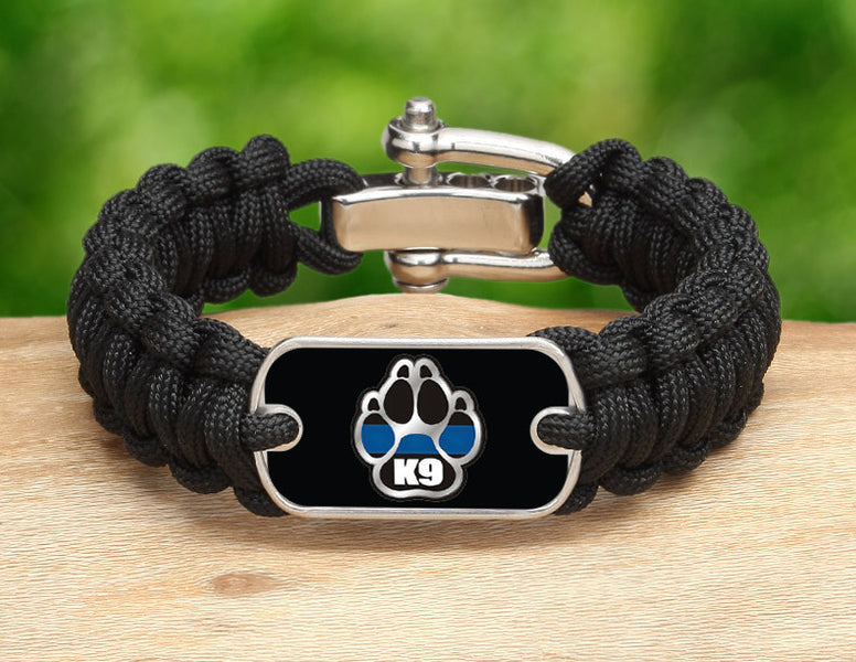 Regular Survival Bracelet™ - Police K9