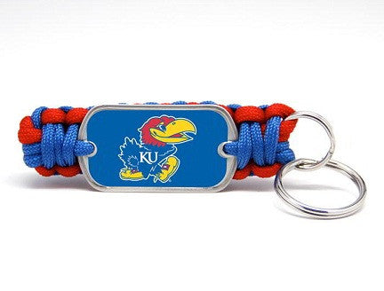 Key Fob - Officially Licensed - Kansas Jayhawks®