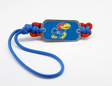 Gear Tag - Officially Licensed - Kansas Jayhawks®