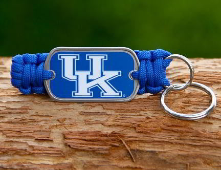 Key Fob - Officially Licensed - Kentucky Wildcats® V2