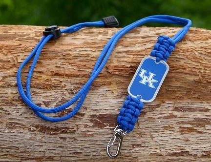Neck ID Lanyard - Officially Licensed - Kentucky Wildcats® V2