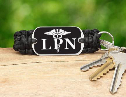 Key Fob - Licensed Practical Nurses Tag