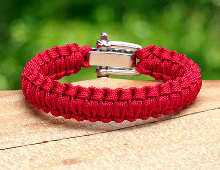 Light Duty Survival Bracelet™ - RED Friday