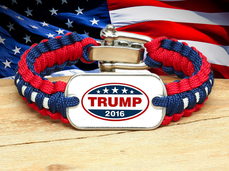 Light Duty Survival Bracelet™ - Trump 2