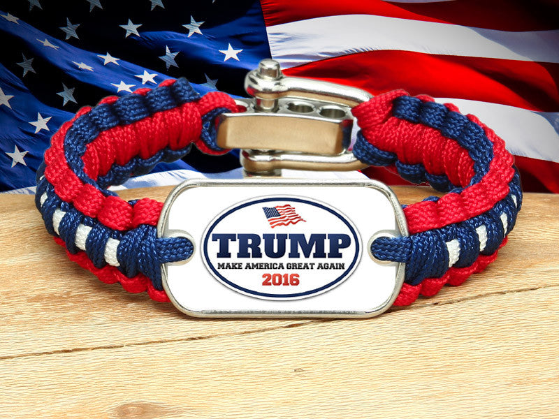 Light Duty Survival Bracelet™ - Trump 4